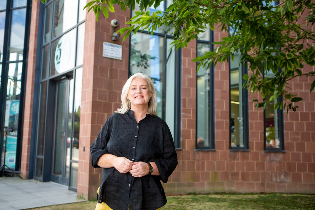 BIG NEWS 📢  Our CEO, Maggie O'Carroll, has been appointed as a Visiting Professor at Scotland's University of Strathclyde.  Maggie has pledged to use the position to promote 'business for good', supporting a more inclusive & socially focused approach to entrepreneurial academia. https://t.co/FDyzqQcwp3
