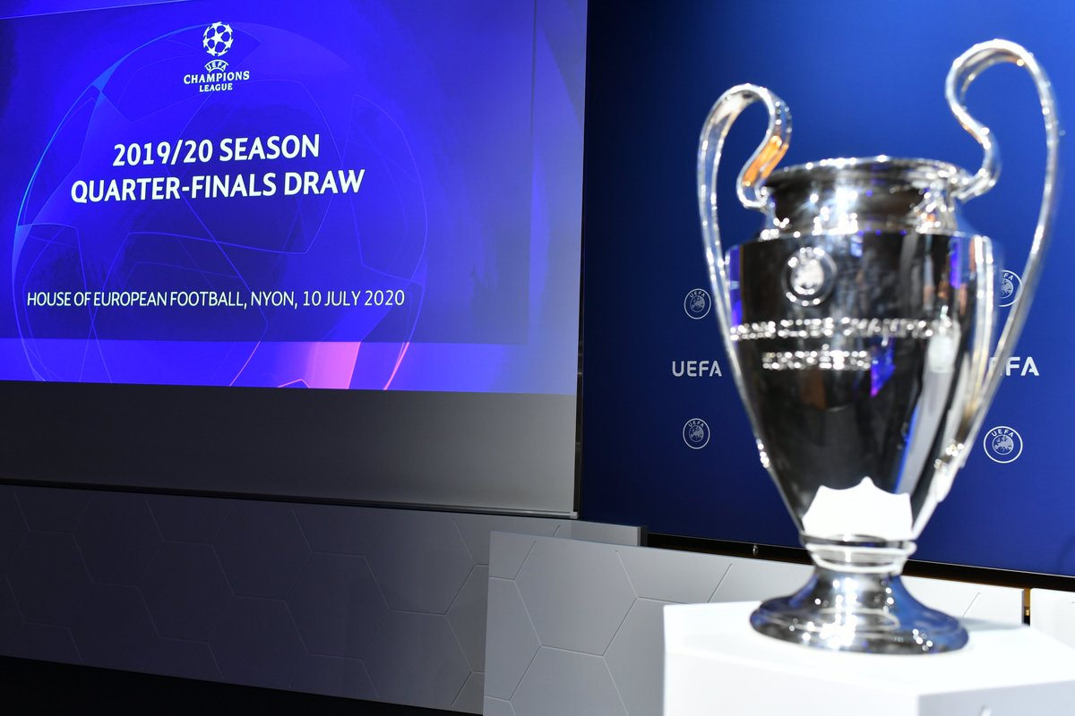 🌍 Where in the world are you watching the #UCLdraw❓ https://t.co/RN7HPraPOn