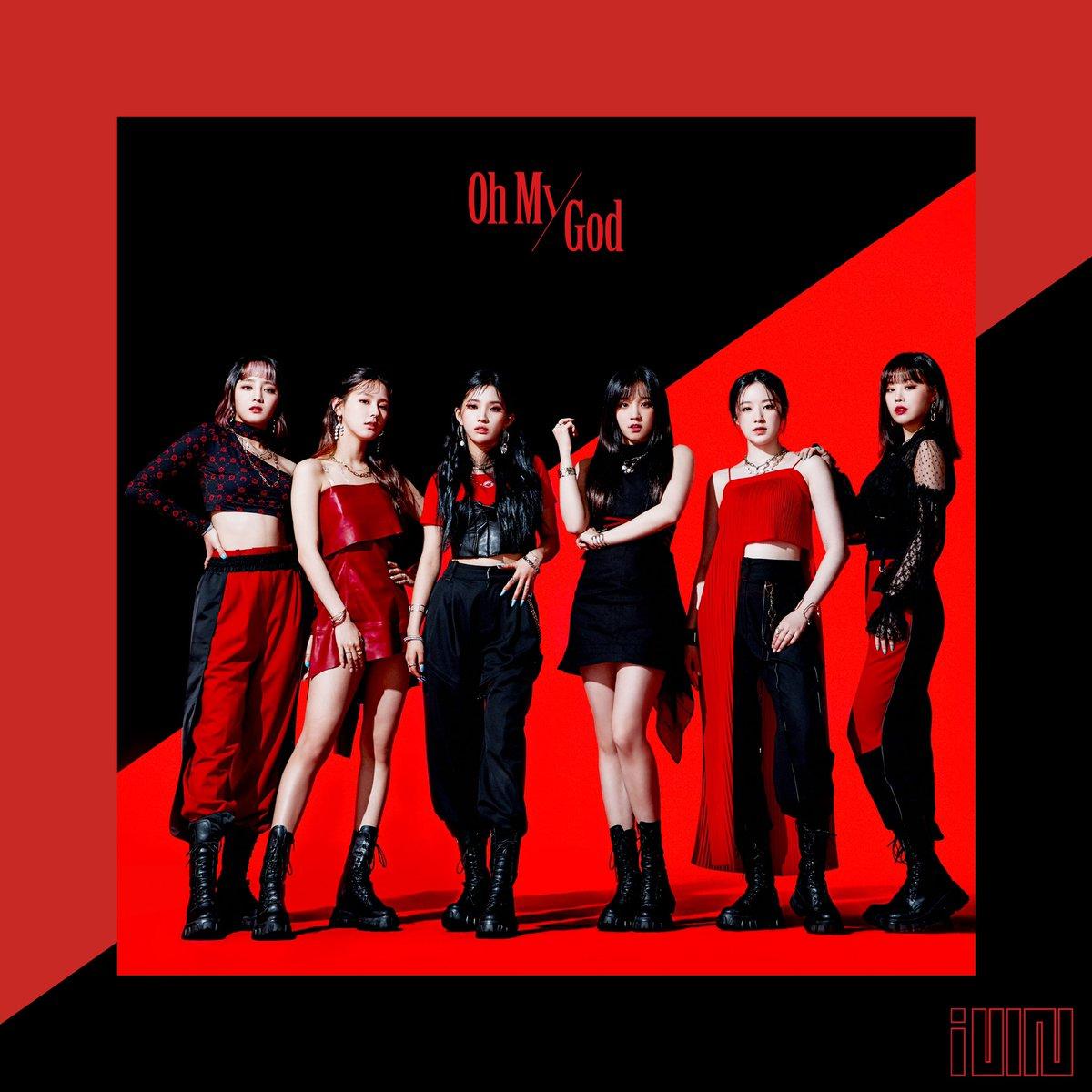JAPAN 2nd Mini Album「Oh my god」2020.8.26 IN STORES❤️🖤❤️ジャケット写真&特設サイト開設!▶️#여자아이들 #GIDLE #アイドゥル#Ohmygod #Ohmygod0826