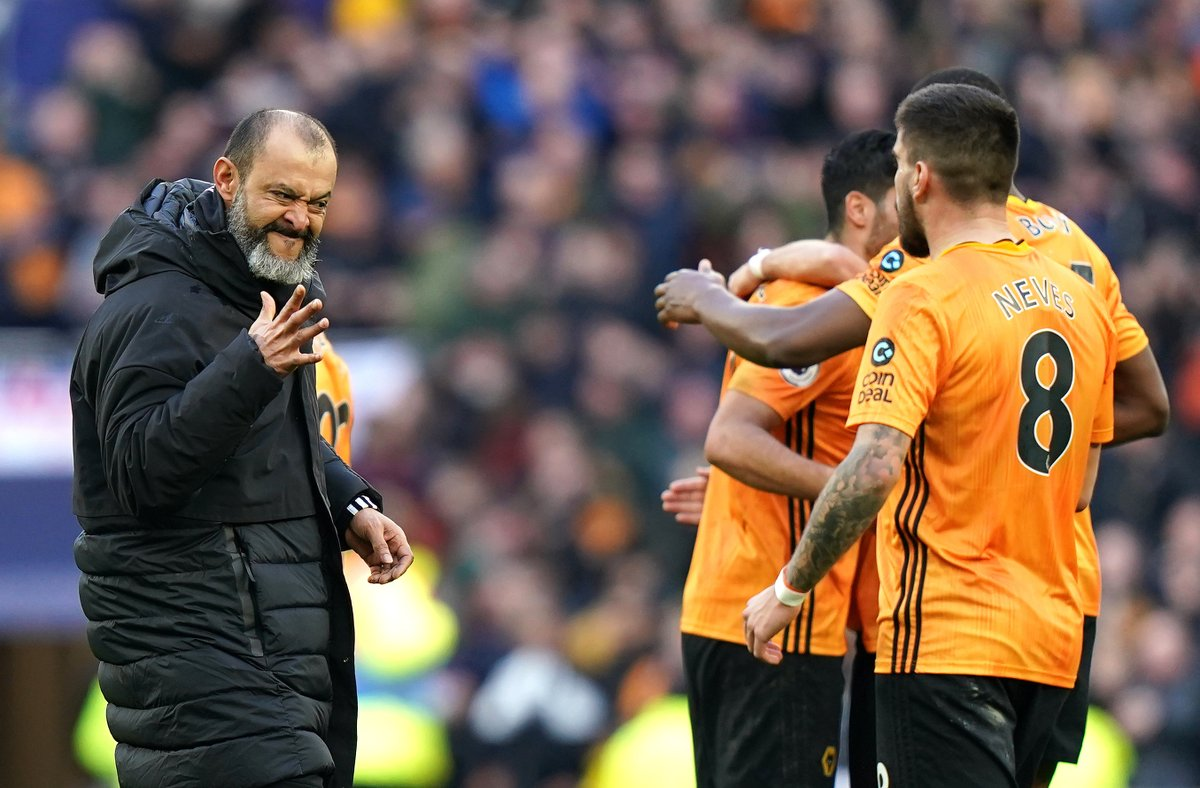 OFFICIAL: Nuno Espírito Santo has been named Premier League Manager of the Month for June. https://t.co/HPhodA0c6P