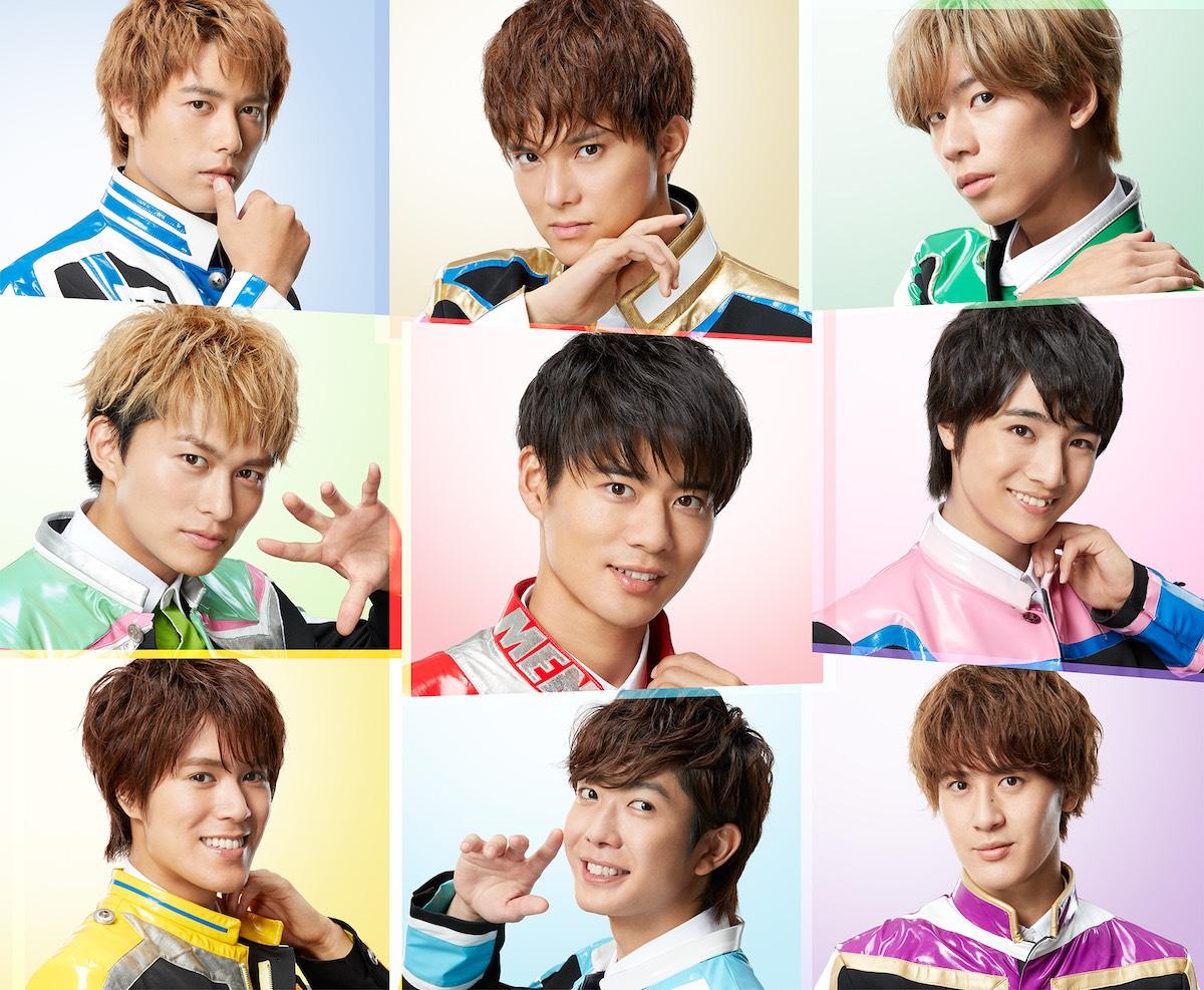 BOYS AND MEN、シングル『Oh Yeah』リリース 前山田健一が手がけた楽曲も収録 #ボイメン #BOYSANDMEN