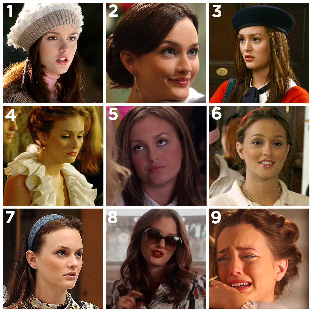 Which Queen B are you today? We're feeling 8. Stream all seasons of #GossipGirl now on #HBONordic.