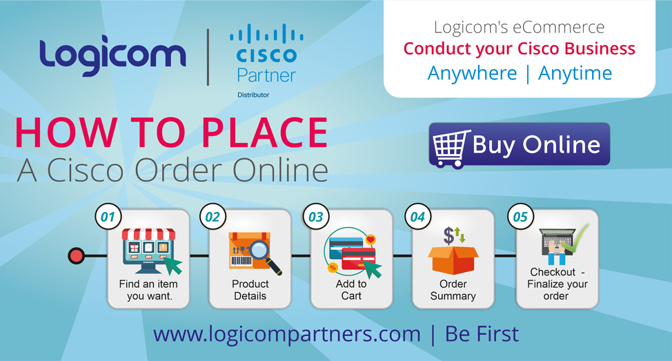 Did you know? You can conduct your #Cisco business anywhere, anytime with Logicom's #eCommerce site! Sign up or log in here: https://logicompartners.compic.twitter.com/EMFP86CWQj