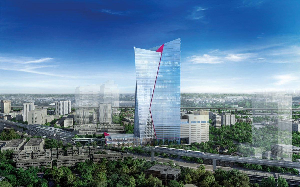 #ออฟฟิศให้เช่า   66 Tower อาคารสำนักงานมาตรฐาน #LEED GOLD พื้นที่ให้เช่ากว้าง 1,200 ตร.ม. พร้อมฝ้าโปร่ง 3 เมตร เดินทางสะดวกด้วย BTS อุดมสุข . กรุณานัดหมายเพื่อเข้าชม 📞 02 119 2712 📍 https://t.co/ZwMjT69y26 https://t.co/sdp3EdX7Ws