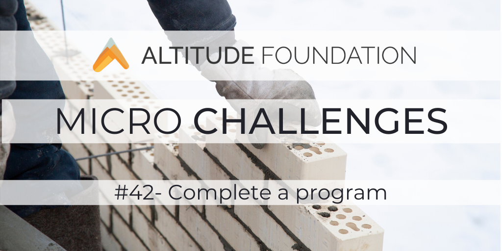 It's #Friday & we've got a new #challenge! Today we're #completing a #program  You can find the full details on the Altitude blog: https://buff.ly/3eaC3A3 #MicroChallenges2020 #AltitudeNE #Debug #ProgrammerLife #Coding #FinishIt #AltitudeNE #Programmer #MicroBit #ICT #IT #ICTpic.twitter.com/nHsKGI6zV6
