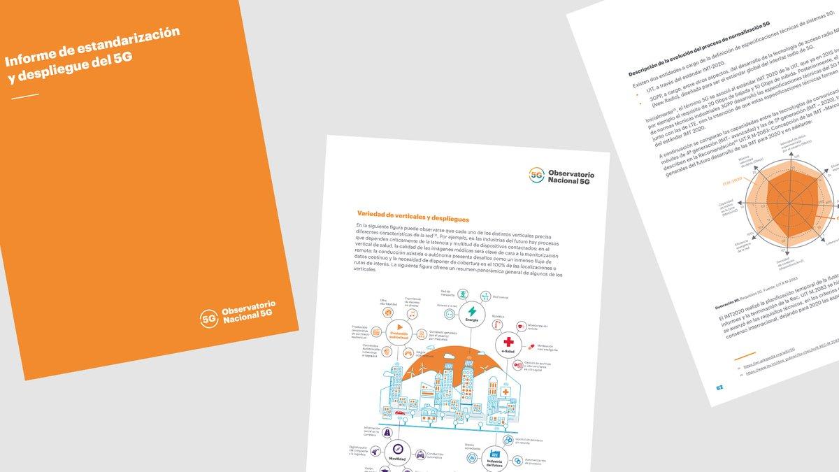 Muchas gracias a participantes y asistentes de #Conectados5G  📲 Os invitamos a descargaros el nuevo informe #ON5GRegulación en https://t.co/ln3fBNfDQE  cc @redpuntoes, @SEtelecoGob, @MWCapital https://t.co/zZwCU7TVtS