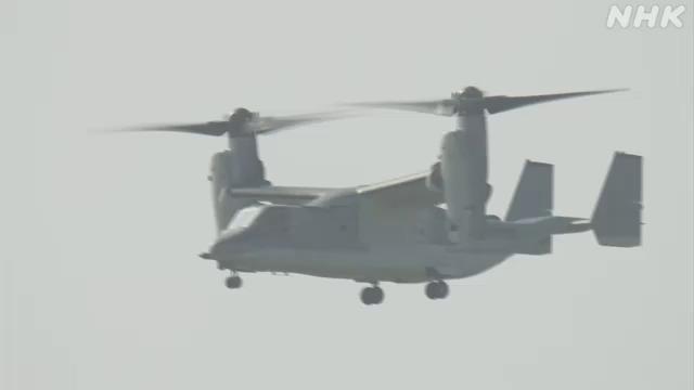 陸上自衛隊の新型輸送機、オスプレイは10日午後、最初の1機が千葉県の木更津駐屯地に到着し暫定的な配備が始まりました。防衛省は、当初の計画通り、佐賀県の佐賀空港への配備をめざすとしていますが、現時点で時期の見通しは立っていません。