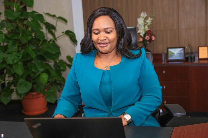 Kenya Electricity Generating Company PLC (KenGen), Managing Director and Chief Executive Officer (CEO), Mrs. Rebecca Miano has joined the World Bank Group's Advisory Council on Gender and Development https://bit.ly/2W41WLM #SokoNewspic.twitter.com/W7maH2rFiB