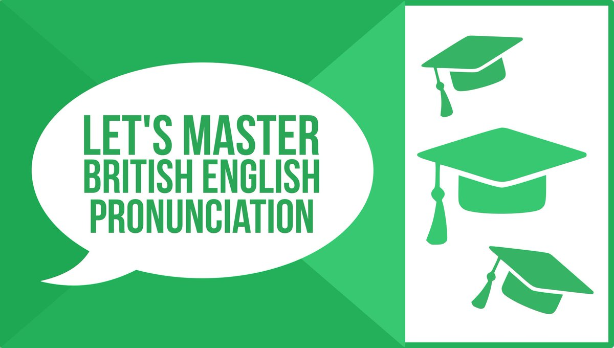Discover all about vowel sounds, where to place the stress in a word and much more in my course, Let's Master British English Pronunciation.  Get free access on @skillshare here: https://t.co/ThxGnlasxT  #Englishlanguage #LanguageLearning #Skillshare #FreeLearning #englishgrammar https://t.co/cz8YwnU4LR