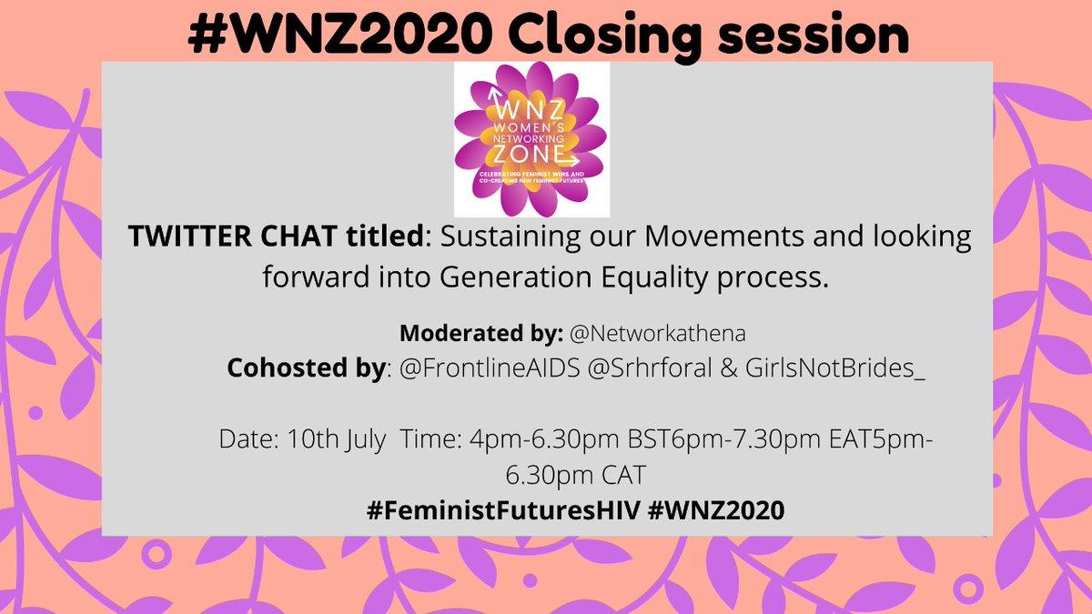 💃💃💃 #WNZ2020 #Whatgirlswant https://t.co/e2ka0xCXo8