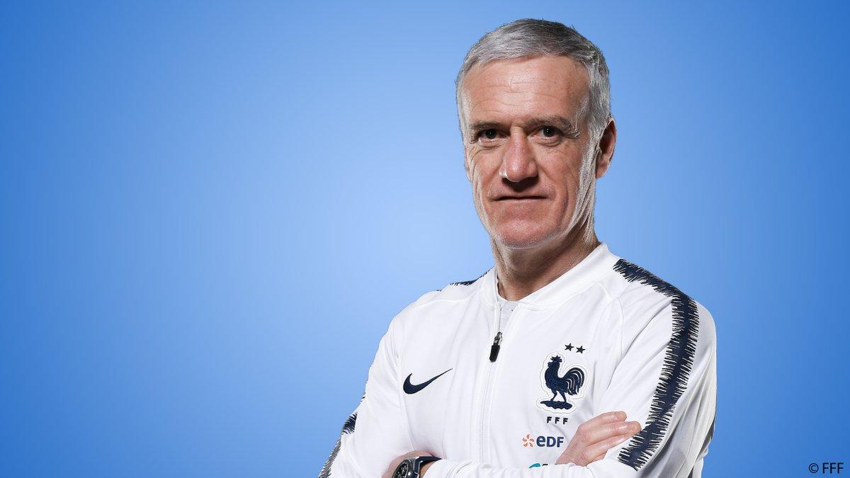 ❗ Interview exclusive M6 ❗ Didier Deschamps s'exprime dans le #12H45 et le #19H45 pour la 1ère fois à la télévision depuis la crise sanitaire. Il évoquera ️⚽️: ➡️Le confinement ➡️Le football à huis clos  ➡️Le retour des matchs en septembre  ➡️L'euro 2020 décalé d'une année https://t.co/iQd5zcx7XO