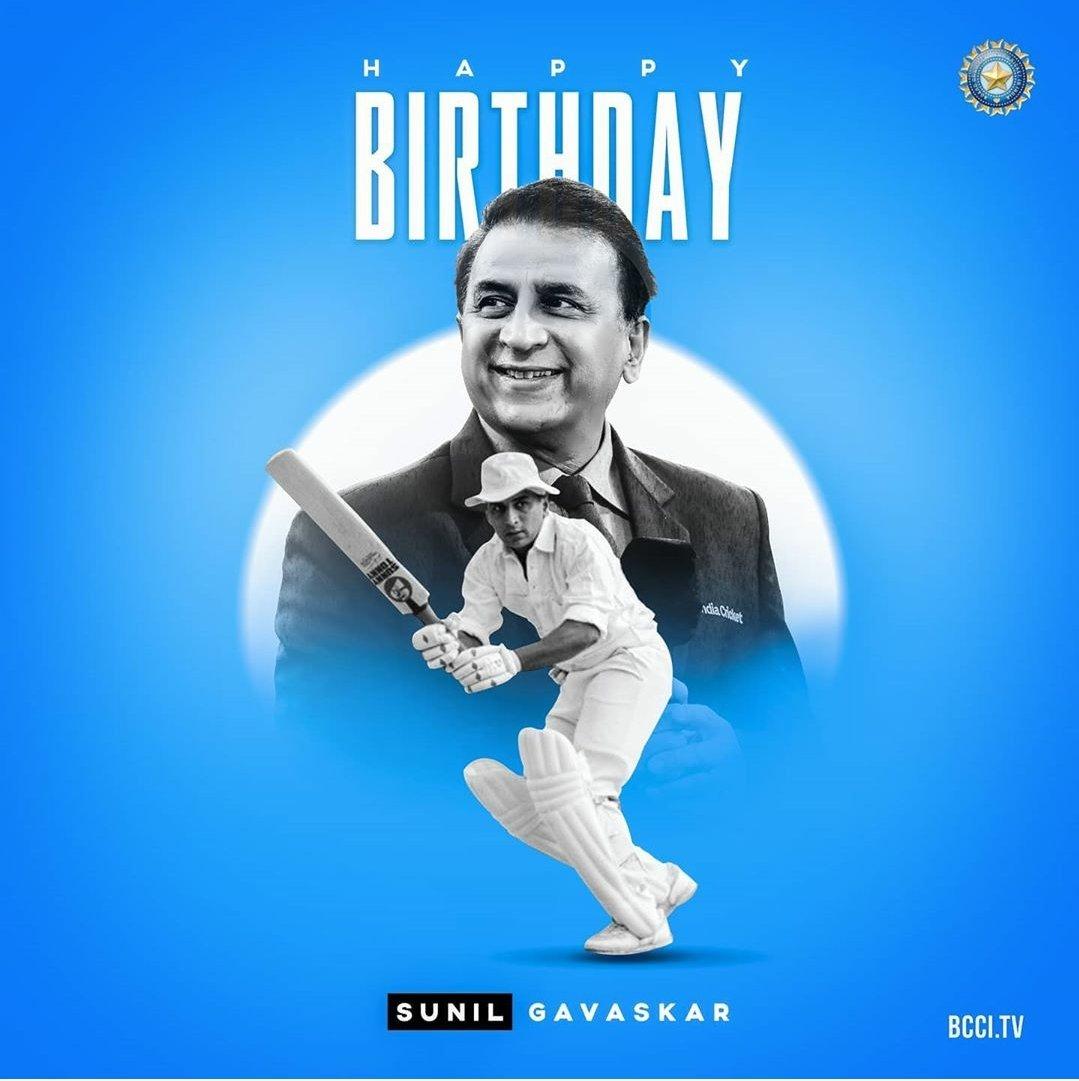 ▪︎Worldcup winner ▪︎First batsman to score 10k Test run ▪︎Most number of run in debute Test series-774 Happy birthday to the former #TeamIndia captain and batting legent #SunilGavaskar  #happybirthdaysunilgavaskar  #TeamIndia <br>http://pic.twitter.com/CEuG0LW0jI