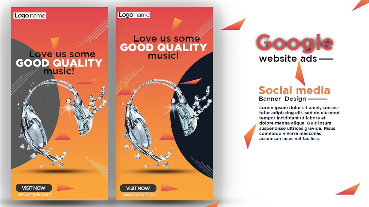 Google ads Banner Design | Website ad banner design in photoshop.. Don't forget to subscribe my Youtube channel http://Youtube.com/ZnGraphic #ads #Fiverr #photoshoptutorial #design #photoshop #creativedesign #freelancer #googleads #adsdesign #facebookads #socialmedia #bannerdesignpic.twitter.com/PSDbpaB2qa