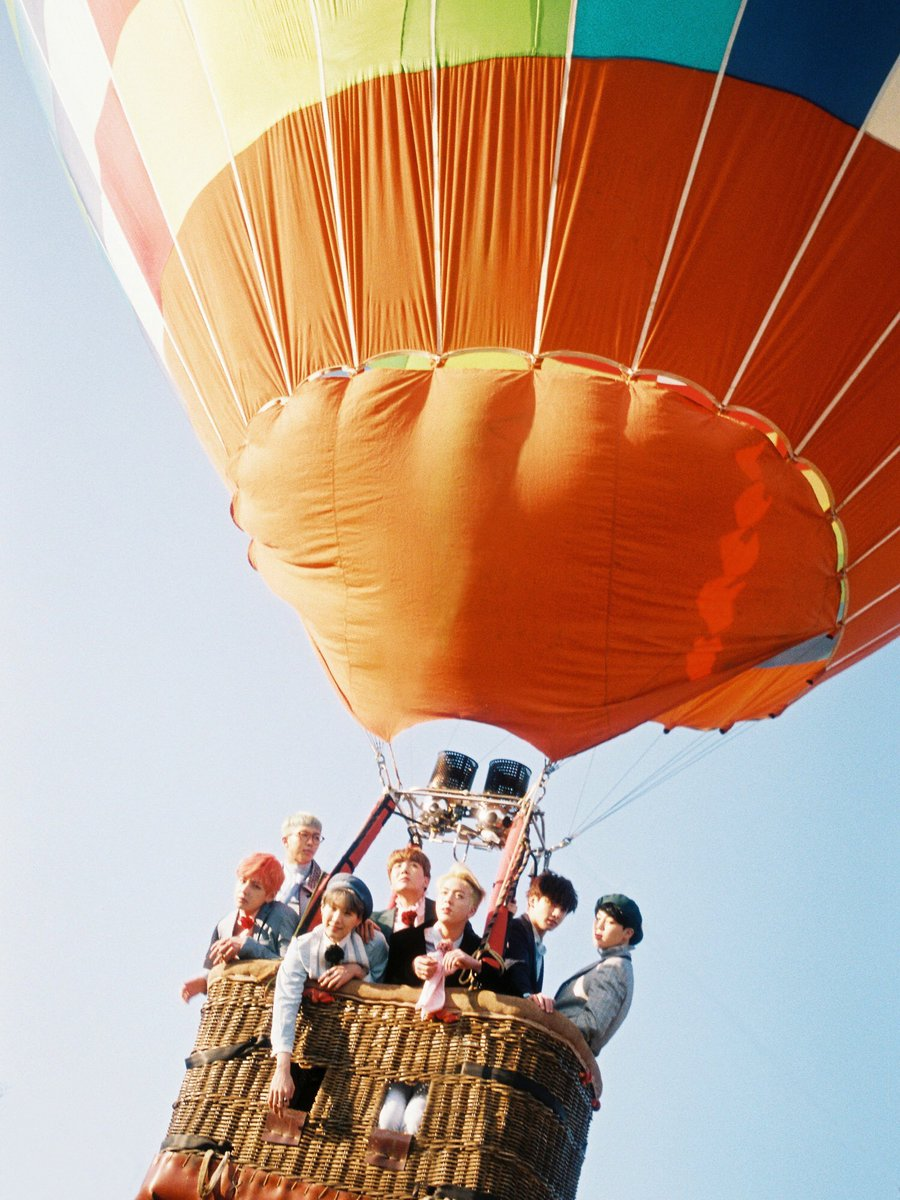 things are finally commecting and no wonder they were using an air balloon in Young Forever which is the album before the WINGS era where reality started to glitch! they originated in one dimension but then got stucked in a time cyclone! <br>http://pic.twitter.com/pGMCiFjvFB