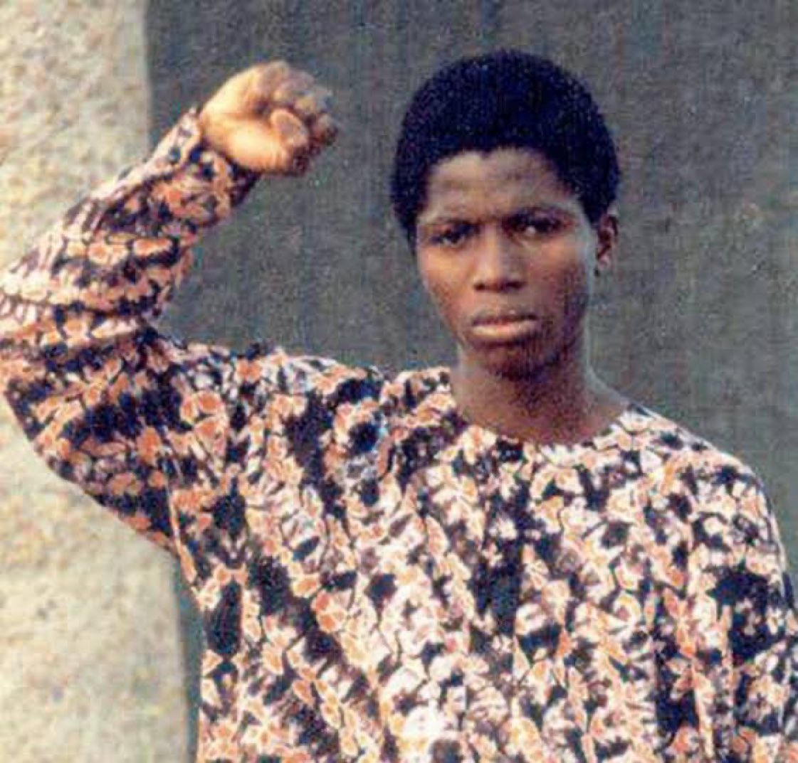 Iwilade aka Africa...... Rest in peace #OAU5 #July10..... Say no to cultism... https://t.co/TjPyfvXpBZ