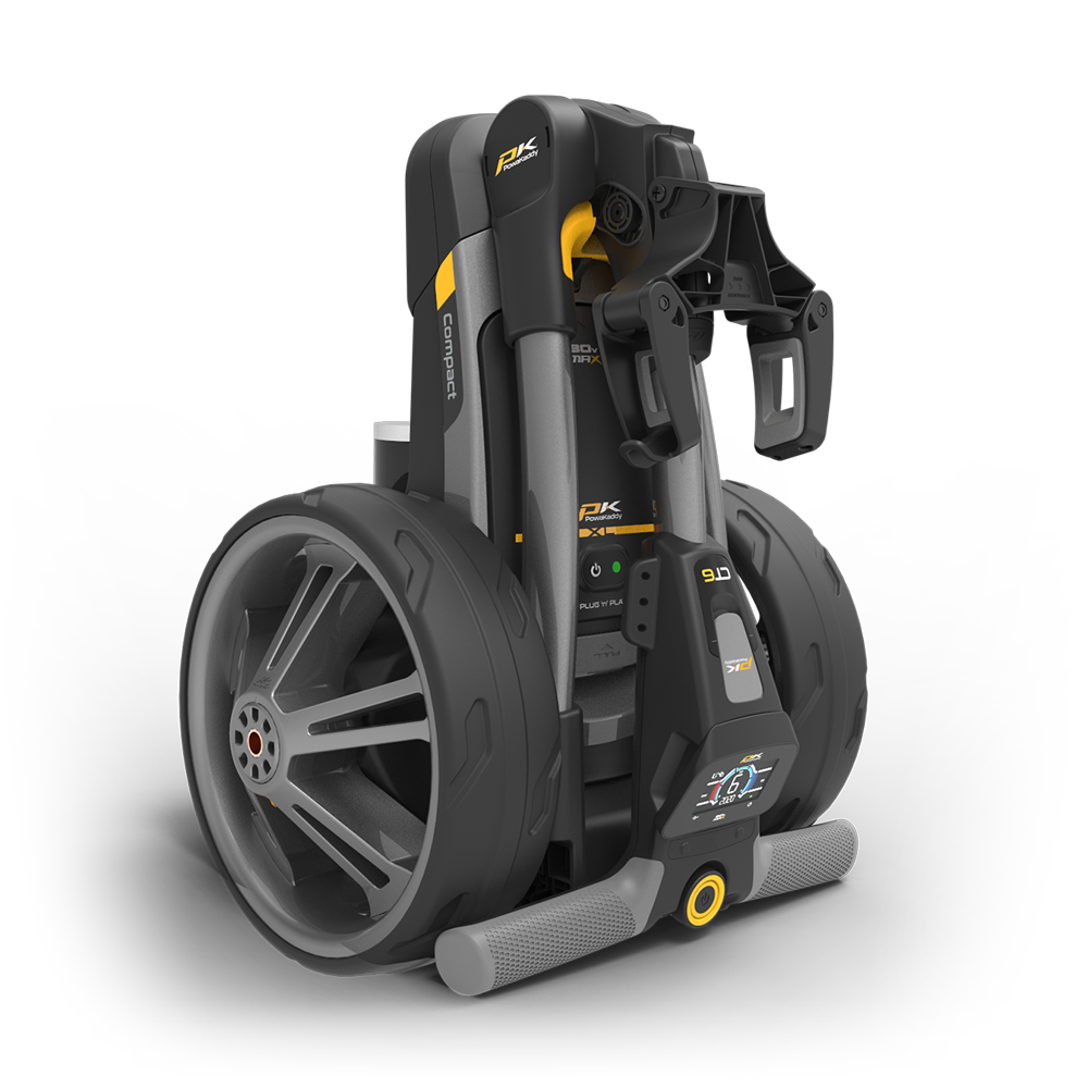 🚨 Weve just taken a delivery of @PowaKaddy_Golf Electric Trolleys with more due in the coming week. The new collection combines compact design and industry-leading intelligence to create PowaKaddy's most technologically advanced range to date. #PowaKaddy #ElectricTrolleys