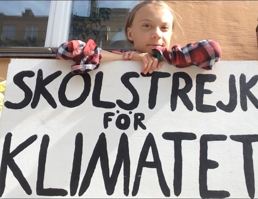 School strike week 99. The climate crisis doesn't go on summer holiday, so we keep on protesting. #climatestrikeonline  #StayAtHome #fridaysforfuture #schoolstrike4climate #flattenthecurve https://t.co/DmJcXPFwmT