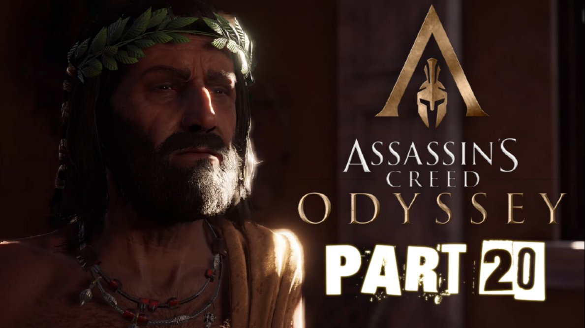 Assassin's Creed Odyssey / Let's Play { Part 20 - Deutsch } Die kopfgeldjäger  https://youtu.be/JU0kz6GAUiM   #letsplay #YouTube #games #gameplay #Videogame #YouTuber #pc #stream #videogames  #gameplay #wirbleibenzuhause #StayAtHome #assasinscreed #odyssey #ubisoft #nerd #bleibtgesundpic.twitter.com/eiYHfk1gUm
