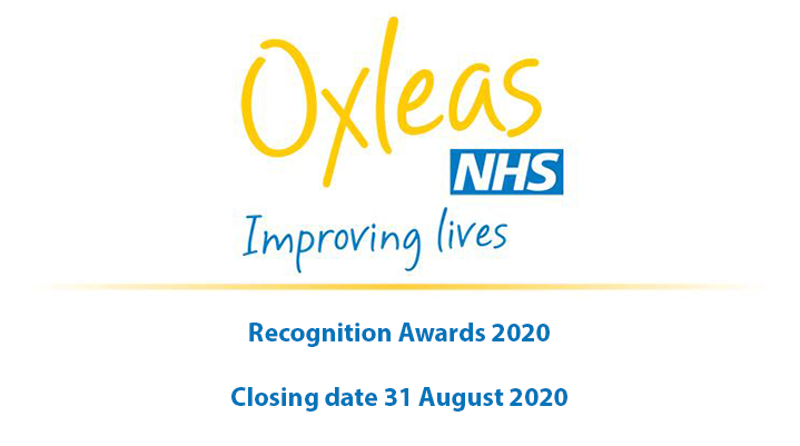 Nominations are open for our Recognition Awards 2020 and we are looking for 'Team of the Year' from each of our seven directorates. We'd love to hear from patients, carers, members, volunteers, partner organisations & members of staff: please nominate here smartsurvey.co.uk/s/StaffRecogni…