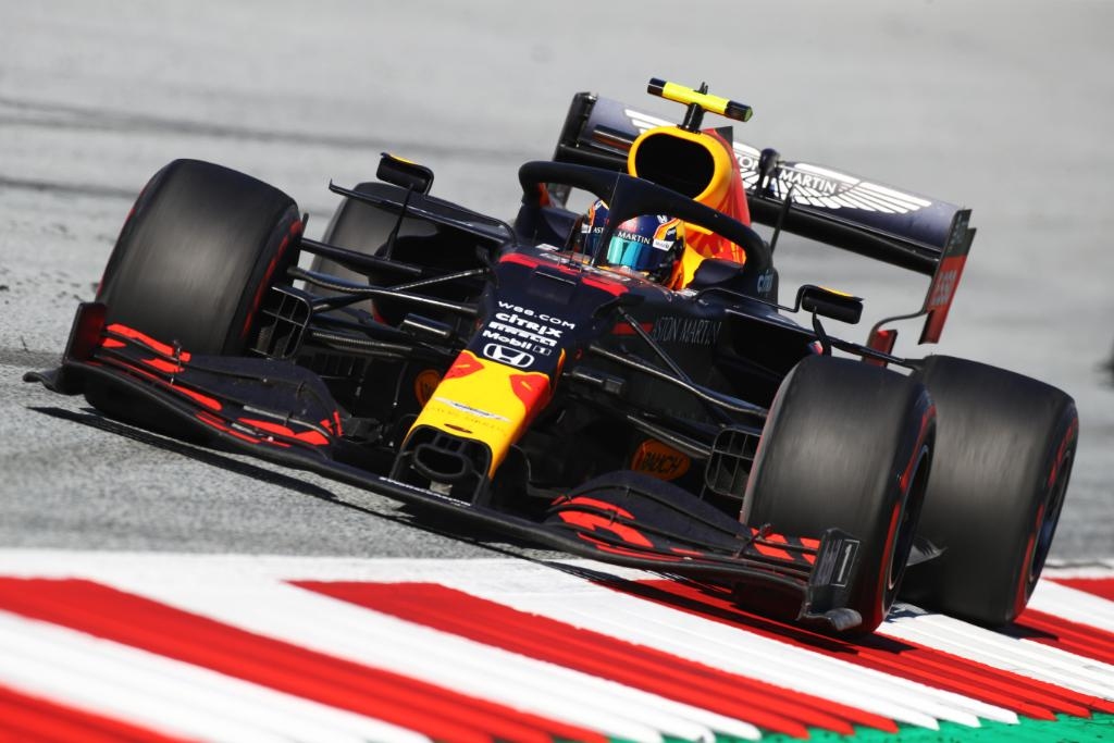 【今週末の #ホンダモースポ 】#F1jp は早くも2戦目! サーキットは開幕戦に続いてレッドブル・リンク。F1史上初の同会場での2戦連続開催となります。Aston Martin Red Bull Racingはトラブルを乗り越え、今度こそ、表彰台を狙います! https://t.co/GBV1daC2Xl https://t.co/r2PzJkkFvx