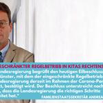 Image for the Tweet beginning: Landesregierung #NRW begrüßt Eilbeschluss des