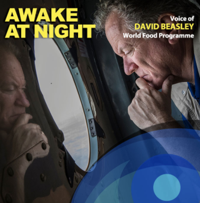 Never, ever give up. UN communications chief @MelissaFleming relaunches her podcast 𝑨𝒘𝒂𝒌𝒆 𝒂𝒕 𝑵𝒊𝒈𝒉𝒕 with @WFPChief David Beasley, who shares his own #COVID19 experience & how the pandemic exacerbated the hunger crisis. Listen & subscribe🔉: un.org/awake-at-night