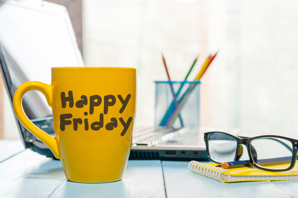 We hope you have a very happy Friday! #Empowering #NAWICFortWorth #WomenInConstruction #Construction http://www.nawic-fw.org pic.twitter.com/2KjtyVrX1R