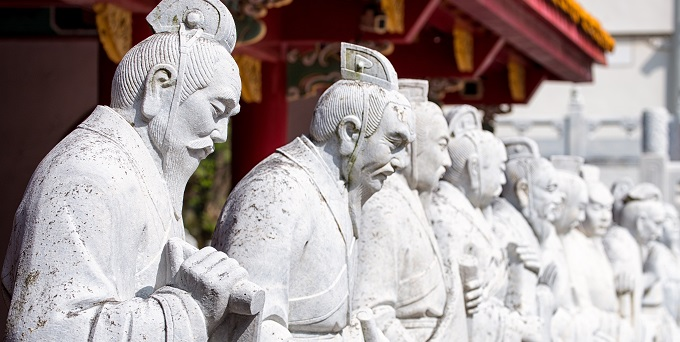 """You need a controversial read for the weekend?  Read our fellow Yao Yang's (@PKU1898) essay on why the Confucian state is an ideal type of governance for #China. """"The West gets China wrong: because it does not understand the nature of the Confucian state."""" https://t.co/ZK7xpNJOcv https://t.co/PnTuBtmHDr"""