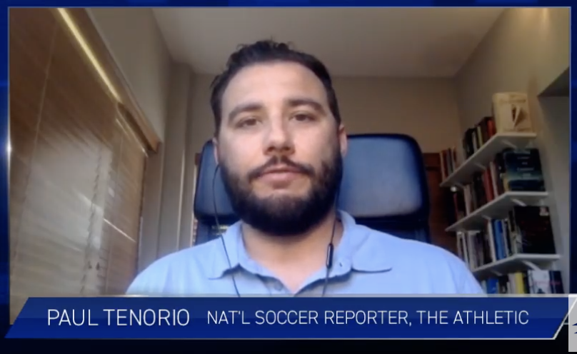 "Will #IMFC eventually have to choose between Piette and Wanyama?  @PaulTenorio: ""That will be the very difficult decision Henry will have to make ... maybe now is the time to make it, when there's no fans in the stands!""   WATCH 🔴 https://t.co/zImdSYmfwJ  #MLS 