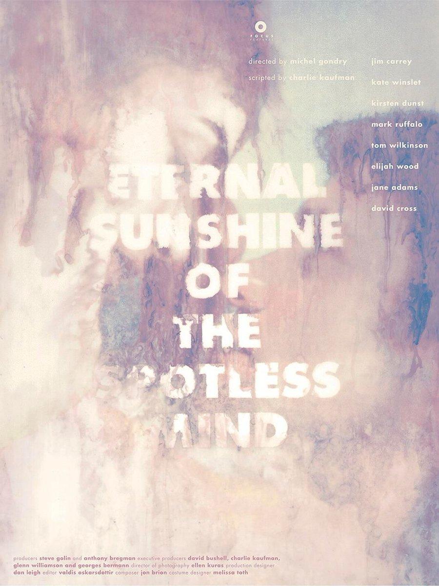 Eternal Sunshine of the Spotless Mind (2004) #movieposter https://t.co/9hxECbAdkP