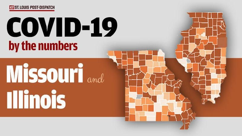 COVID-19 in Missouri and Illinois: By the numbers buff.ly/2ZTZsAI