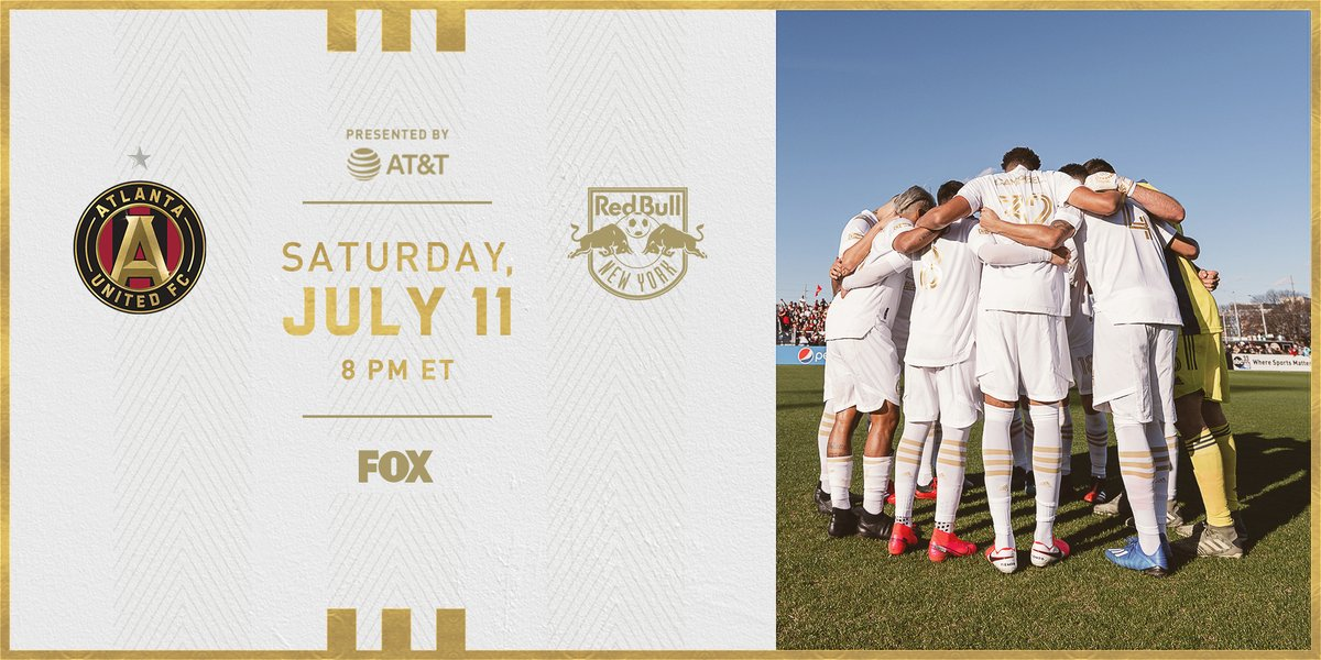Tomorrow, we conquer 👑  Match Preview vs New York Red Bulls: