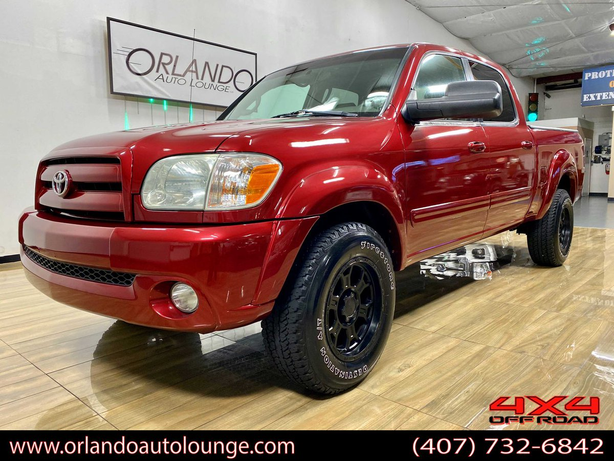 2005 TOYOTA TUNDRA DOUBLE CAB - LIMITED PICKUP 4D 6 1/2 FT https://www.orlandoautolounge.com/inventory/toyota/tundra%20double%20cab/6263/ … #trucksforsale #orlandotrucks #floridatrucks #floridatrucksforsale #centralfloridatrucks #sanford #florida #orlando #orlandoautolounge #trucklifepic.twitter.com/MEpeFXd5KN