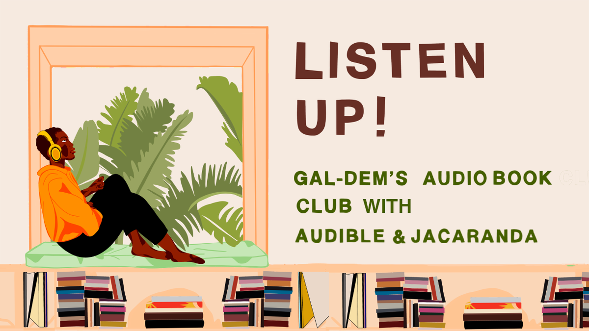 🚨New Bookclub Alert🚨 🗣️LISTEN UP! Were BEYOND excited to be working with the AMAZING @galdemzine team & @audibleuk on a new monthly #audiobook club. Discover the works of some of the brilliant Black authors of #TwentyIn2020. Sign up here: docs.google.com/forms/d/e/1FAI…