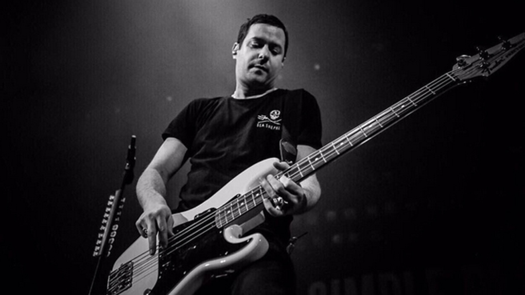 Simple Plan's David Desrosiers announces departure from band following claims of harassment