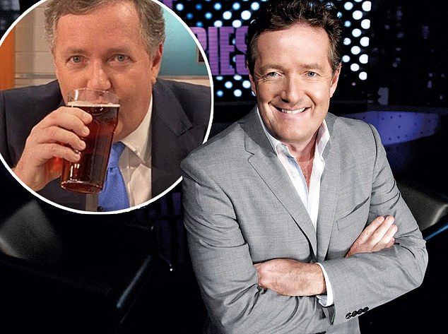 'If I'd known it would annoy the halfwit killjoys that much, I'd have downed the whole pint in one.' @piersmorgan took a sip of beer on Good Morning Britain to celebrate pubs being able to reopen much to the annoyance of a few viewers… https://t.co/3Cxva2IEcX https://t.co/VnK7J3ZObF