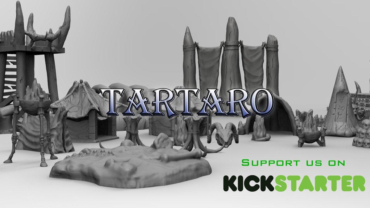 We are on kickstarter https://t.co/9lbpCt6Syv #warhammer40k #WarhammerCommunity #ageofsigmar #fantasy #tabletop #kickstater https://t.co/Wi7VNhq5UK