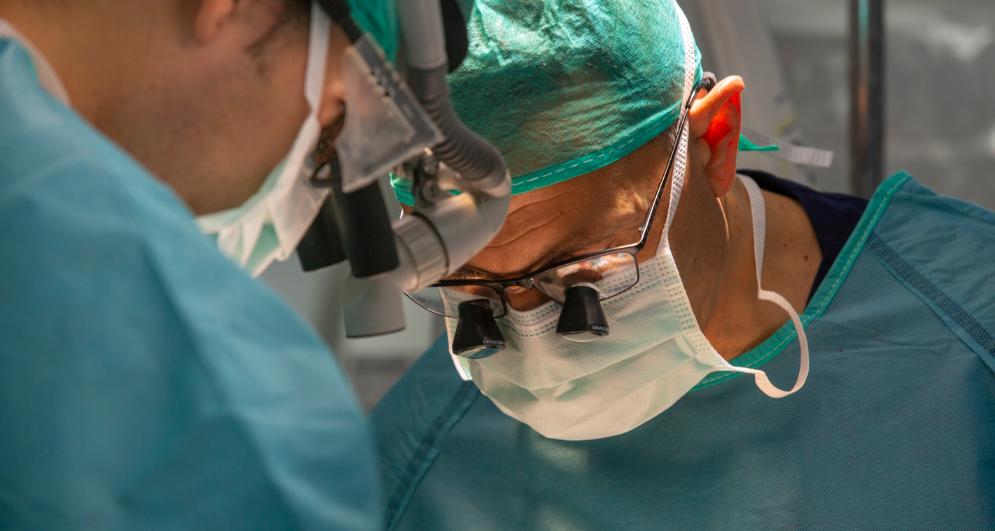 El equipo de #Cirugía Cardíaca del #InstitutoCorazónTKN de la @Clinica_Teknon implanta válvulas en el corazón sin cirugía por vía axilar y por vía carotídea en #pacientes de alto riesgo https://t.co/77iAVGTusp https://t.co/3ClGmewsd9