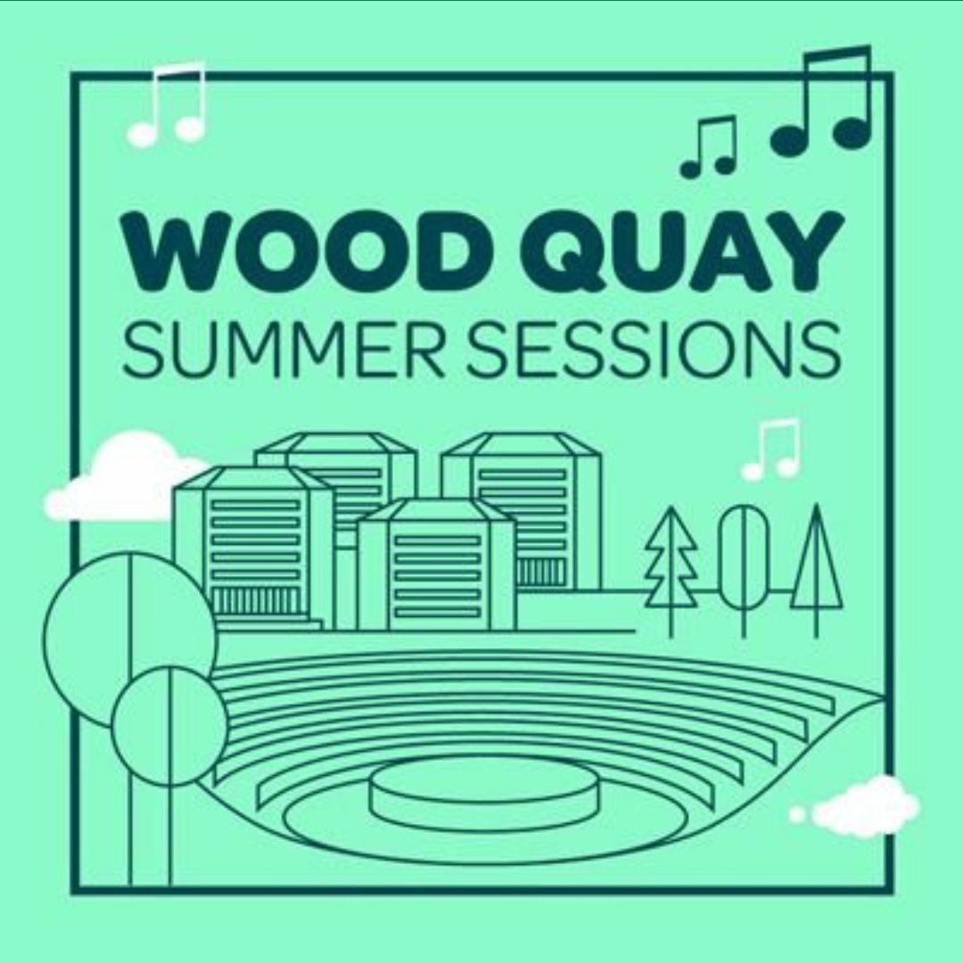 Delighted to be broadcasting the 4 week @WoodQuaySession Fridays at 10pm, starting tonight. Tune in to the full concert & exclusive interviews from BigSpoons @chrisengelmusic & @_mattjacobson plus Kenneth Killeen of @ImprovisedMusic & Tom Doyle @events_DCC https://t.co/JCtgh2TDNx