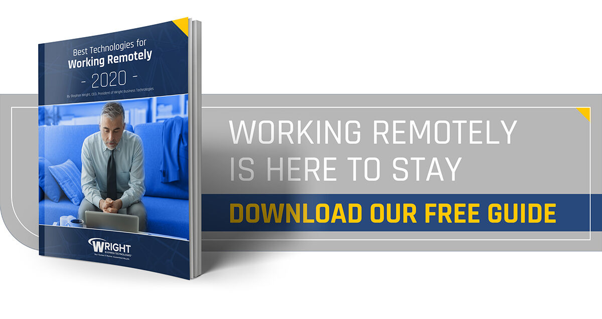 Is Remote Work Here To Stay? Is Your Business Prepared? - https://bit.ly/2YG5KFj #houston #business #manageditservices #it #businesstechnology pic.twitter.com/4YmAmw4N7e