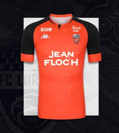 OFFICIEL ! Lorient dévoile ses maillots domicile et extérieur pour la saison prochaine !