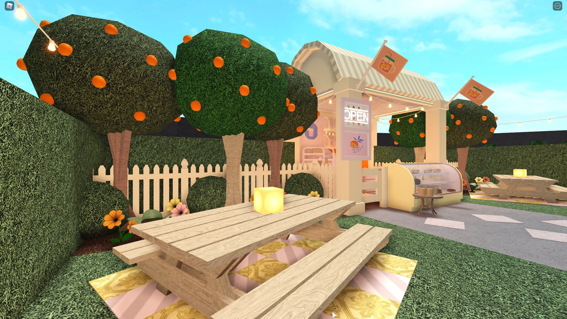 Code Rose On Twitter Building A Lemonade Stand In Bloxburg Forcing People To Buy It Https T Co Mq8mjlufhb