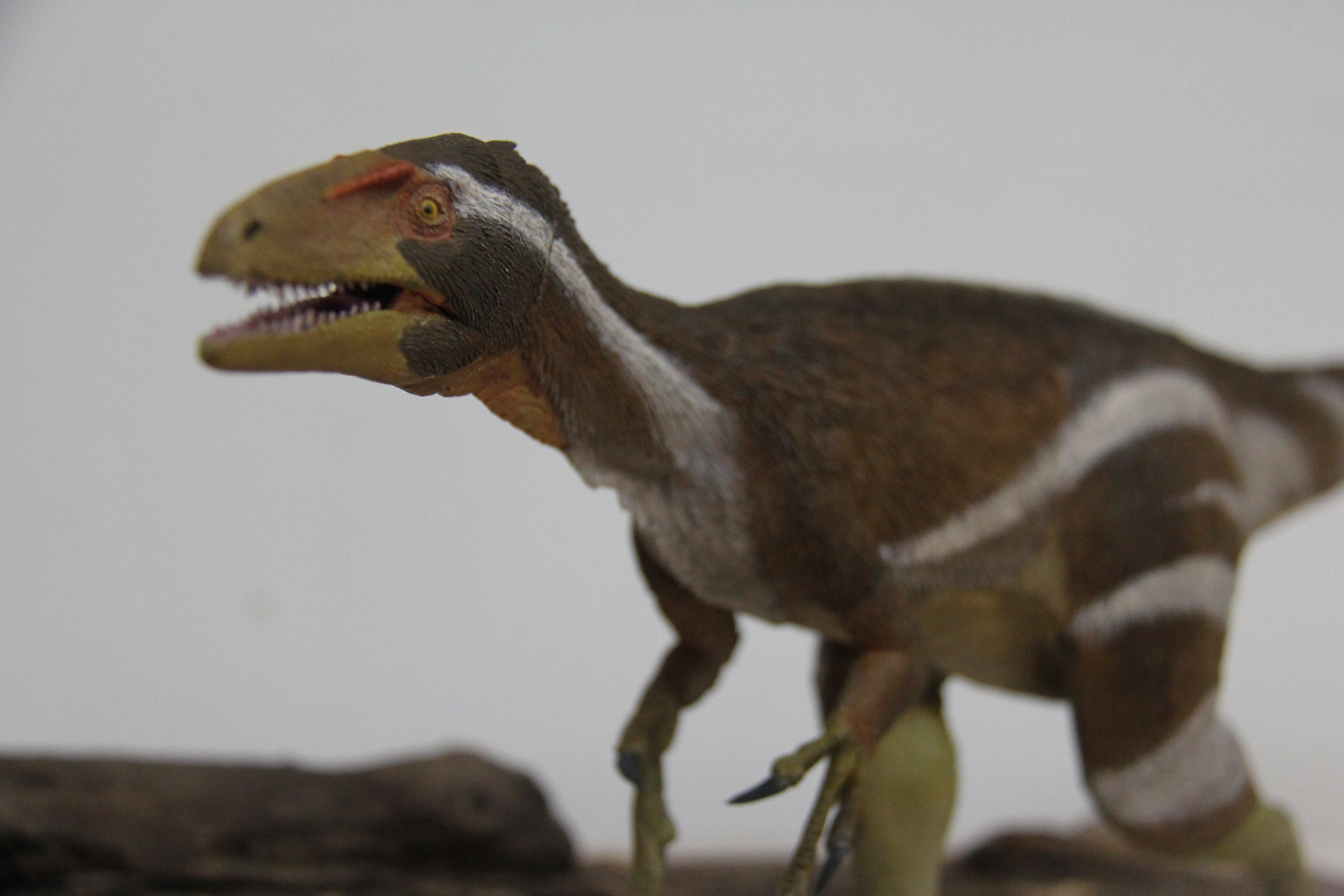 Des scientifiques découvrent une nouvelle espèce de dinosaure au Brésil