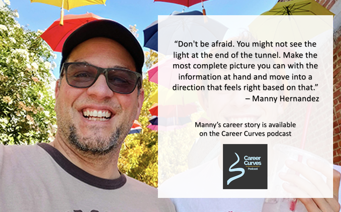 careercurvespodcast Be inspired by Manny's career story.  http://Careercurves.com/manny-hernandez @askmanny #careeradvice #diabetes #careers #podcastspic.twitter.com/B63Eou7cr2