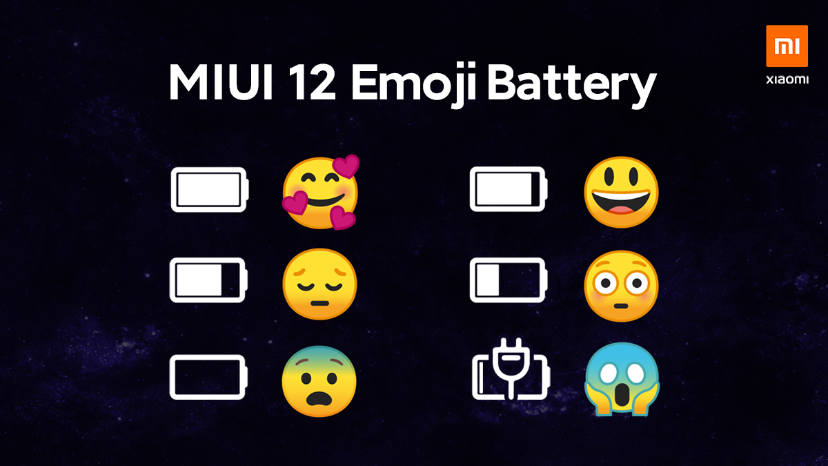 Take a look at your phone's battery Which emoji suits you right now? #Fridayfun #MIUI<br>http://pic.twitter.com/GivUWwE0cW