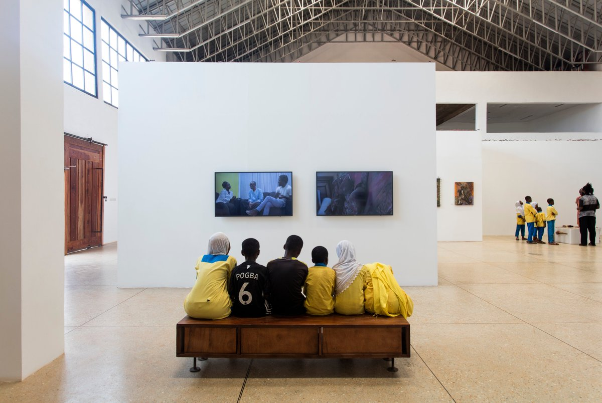 @ibrahim_mahama founder of Savannah Centre for Contemporary Art will be joined by Selom Kudjie, Artistic Director of @sccatamale for the final #ArtsandPlaceNOW conversation talking about the artist-run space located in Tamale, #Ghana live on 16th July 4pm https://t.co/7eavPtjE9B https://t.co/FuZP92qcsy