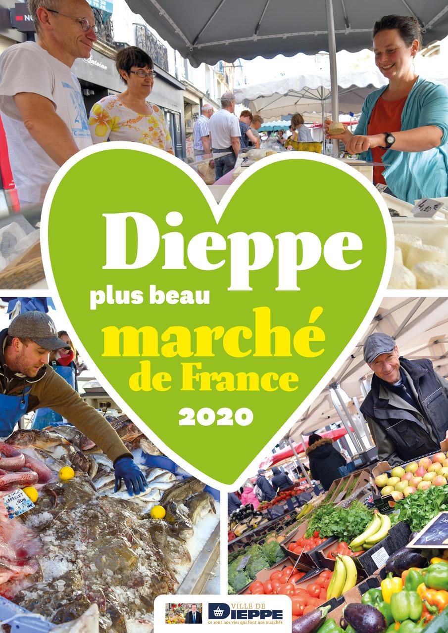 """Ville de Dieppe on Twitter: """"Fiers de nos producteurs ! ❤️ Fiers de notre marché, le plus beau de France ! 😍 #CoupsDeCoeurPourNosMarchés @TF1 @pernautjp @DLagrouSempere… https://t.co/tWkhkO5ZZH"""""""