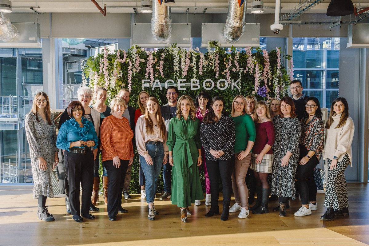 Did you know we work with @facebook and 24 accredited #SheMeansBusiness trainers to bring you the most up-to-date free social media advice and training?  Take a look at the upcoming calendar of virtual events: https://t.co/tcbw6SKvrE https://t.co/g6Y1UlksS1