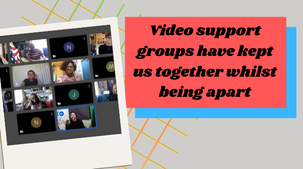 Online groups are here to stay 🎉 As a charity our transition never ends, these groups are working and so we're committed to maintaining online support, even after the lockdown is over. #FridayFeeling #SupportGroup #Online #GenderIdentityMatters