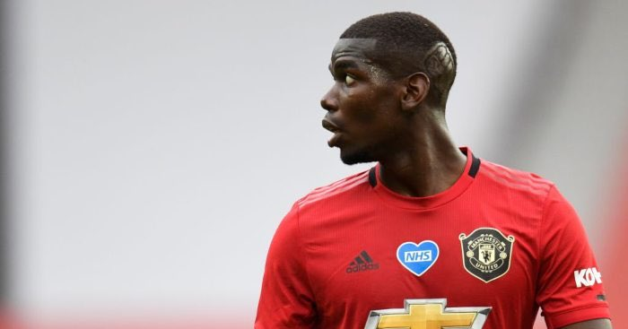 Paul Pogba has finally changed. He's finally looking like a happy player, he's finally looking 100% committed to the club, and he finally no longer brings negativity to the team through his agent and brothers.  Thank you Paul, that's all we wanted from you. https://t.co/zFd97VIh2k